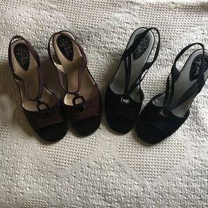 Life stride sandals